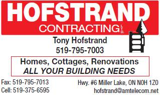 Hofstrand Contracting