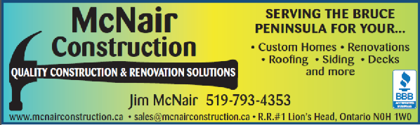 McNair Construction